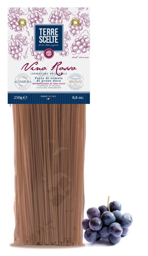 Spaghetti al vino-Aromatizzate-Pasta artigianale